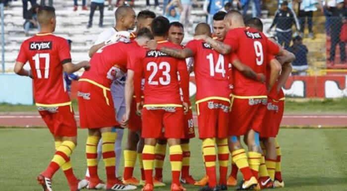 Argentinos Juniors y Sport Huancayo empatan en su estreno