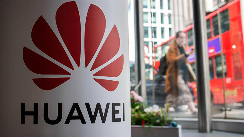 Acusa ahora a Huawei de un grave delito de crimen organizado