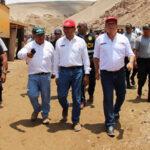 Tacna: Ministro de Agricultura lidera atención de emergencias
