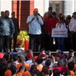 Maduro culpa a Guaidó de las sanciones de EEUU contra la aerolínea Conviasa
