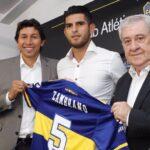 Boca Juniors: Malestar por declaraciones del 'Patrón´ Bermúdez sobre Zambrano