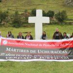 ANP realiza ruta conmemorativa a los Mártires de Uchuraccay