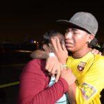 Ecuador repatria a primeros heridos del bus de hinchas accidentado en Perú