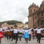 Cusco se deleitó al ritmo del Carnaval Abanquino