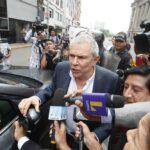 Luis Castañeda: Continúa audiencia de prisión preventiva (VIDEO)
