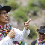 Vizcarra critica demanda y afirma Gasoducto del Sur es prioridad