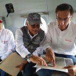 Tacna: Vizcarra supervisó ayuda tras huaico en región (VIDEO)
