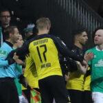 Copa de Alemania: Werder Bremen sorprende eliminando (3-2) al Borussia Dortmund