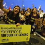 Amnistía Internacional: Recomendaciones urgentes para que niñas, adolescentes y mujeres peruanas vivan libres de violencia