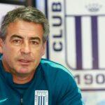 ¿Qué dijo Pablo Bengoechea en la última conferencia de prensa con Alianza Lima?