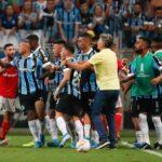 Clásico entre Inter y Gremio acaba 0-0 pero con 8 expulsados por pelea campal