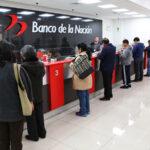 Banco de la Nación solo atenderá al público este jueves hasta las 13:30 horas