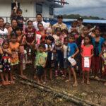 Más de 80 niños de comunidad nativa Diamante Azul en Loreto se afiliaron a SIS