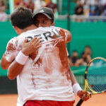 Copa Davis: Perú vence a Suiza y clasifica al Grupo Mundial I