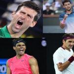 Clasificación ATP: Djokovic amplía ventaja sobre Nadal y Thiem desaloja a Federer