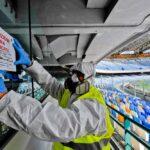 Coronavirus: Partidos por semifinales de la Copa de Italia quedan aplazados