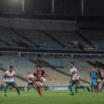 Copa de Río: Flamengo a puerta cerrada derrota por 2-1 al Portuguesa en el Maracaná