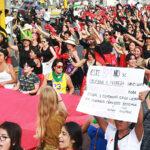Miles de mujeres marchan en Lima por Día Internacional de la Mujer