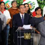 Gobierno decreta aislamiento e inmovilización nacional de la población