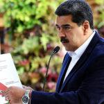 "Maduro ordena ""cuarentena total"" en Venezuela para frenar el coronavirus"