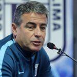 Pablo Bengoechea en su hora más triste renunció a Alianza Lima