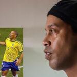 Ronaldo, Rivaldo y Roberto Carlos animan a Ronaldinho recluído en su cumpleaños