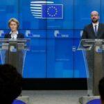 """UE usará """"todas las herramientas"""" para superar el coronavirus"""