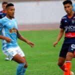 En el debut de Roberto Mosquera Sporting Cristal empata 1-1 con Vallejo