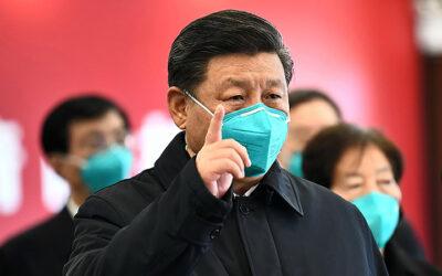 XiJinpingWuhan