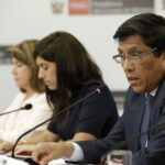 Zeballos: Ministros tenemos la confianza del presidente (VIDEO)