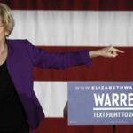 Demócrata Elizabeth Warren se retirará de la carrera presidencial este jueves