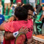 Copa Davis: Perú en el Grupo Mundial I al vencer 3-1 a Suiza