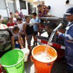 Coronavirus: 360 cisternas entregarán agua gratuita en zonas sin servicio