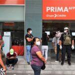 AFP: Publican procedimiento operativo para retiro de hasta 25 %