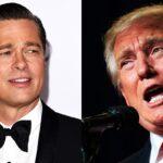 "Brad Pitt se burla de las estupideces de Donald Trump en ""Saturday Night Live"""
