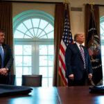 EEUU: Trump cierra sin preguntas su rueda de prensa tras polémica del desinfectante