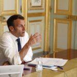 Macron defiende a OMS en reunión de líderes del G7 presidida por Trump