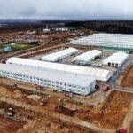 COVID-19: Moscú termina hospital de 14 pabellones en 30 días
