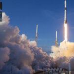 EEUU: SpaceX envía al espacio 60 satélites para su red de alta velocidad