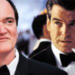 """Tarantino: El sueño de la película de """"James Bond"""" con Pierce Brosnan"""