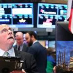 Wall Street cierra sesión en rojo y el Dow Jones baja 0.46% tras el rebote de ayer