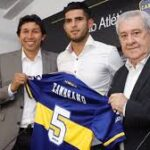 Carlos Zambrano saluda a Boca Juniors por su 115 aniversario