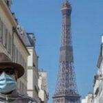 Francia registra 22.856 muertes pero sigue en descenso su cifra diaria