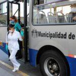 Coronavirus: Gobierno evalúa mecanismo de apoyo financiero a transporte público
