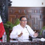 El 80% aprueba gestión de presidente Vizcarra, según sondeo IEP