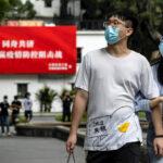 China detecta 22 nuevos contagios, ocho menos que el día anterior (VIDEO)