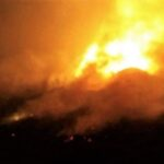 Tragedia: Se estrella avión que iba a recoger a paciente de COVID-19 (Videos)