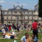 Número de muertos diarios en hospitales baja a 31 en Francia