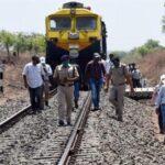 Mueren 16 personas en India tras ser arrolladas por un tren mientras dormían
