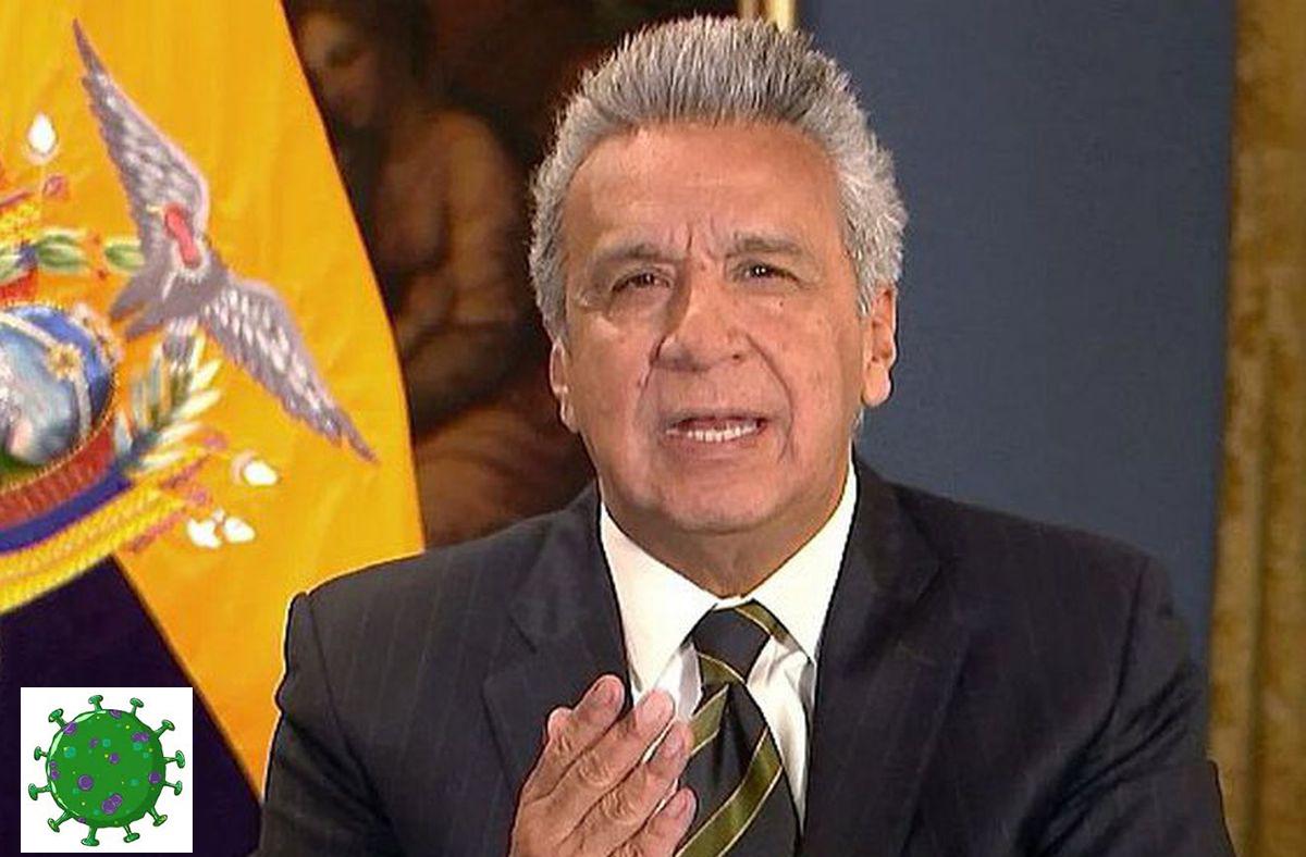 Ecuador extiende estado de emergencia por covid-19 durante 60 días